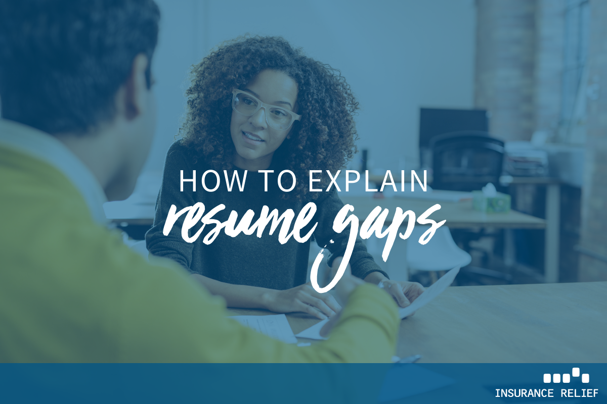 resume gaps