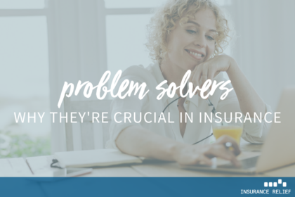 problem solvers in insurance industry