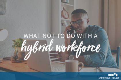 managing hybrid workforce