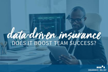 data-driven insurance
