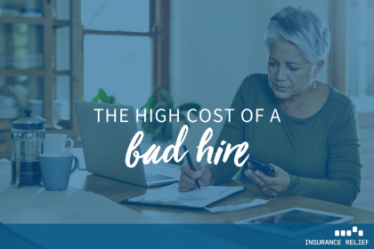 high cost of bad hire