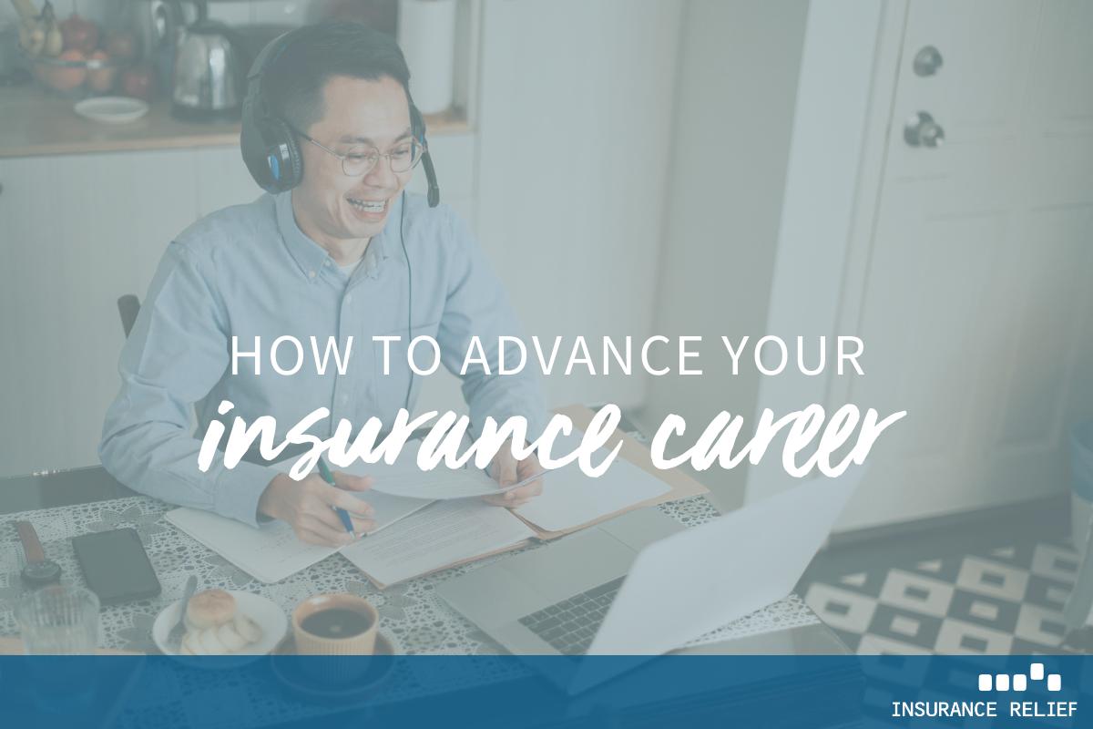 advance insurance career
