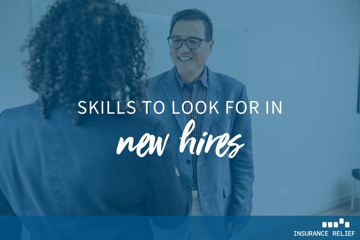 new hire skills