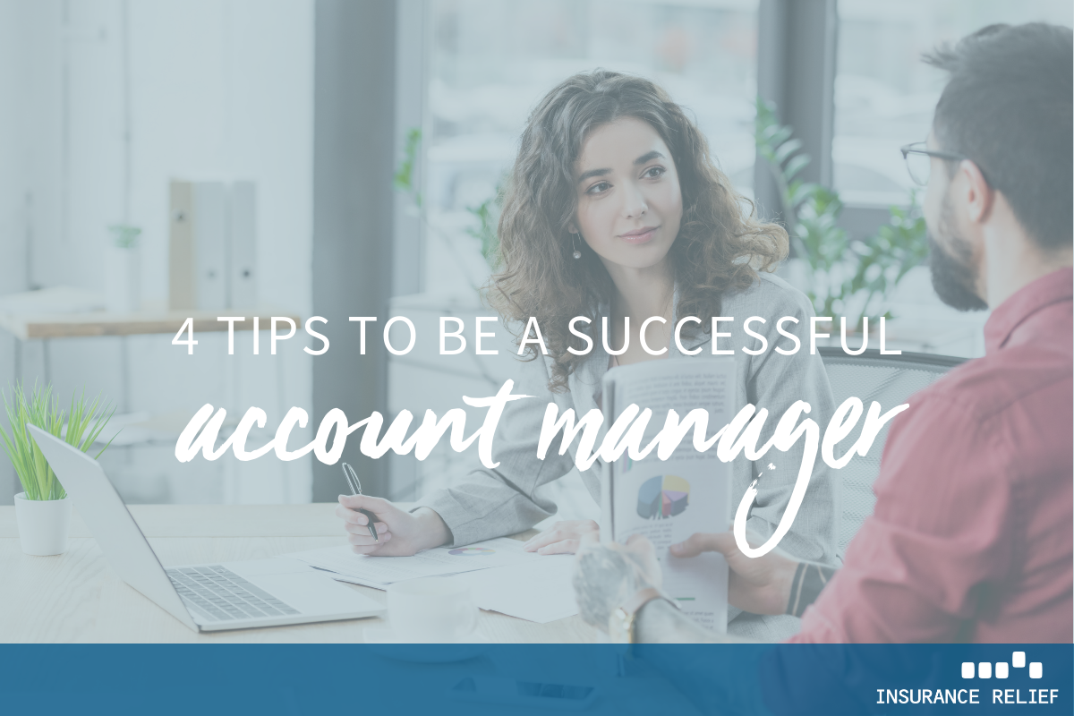 succeed in insurance account management role